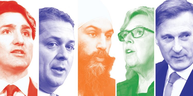 Face it – Canada is a nation without leaders