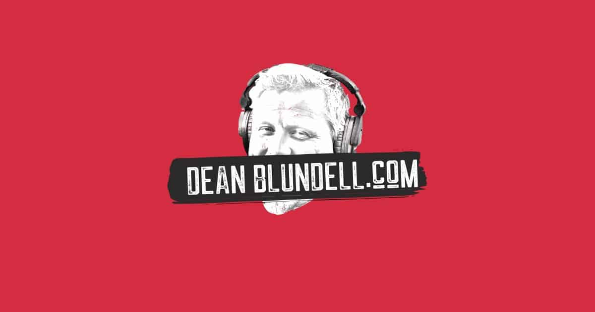 James Di Fiore on The Dean Blundell Podcast