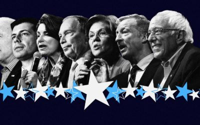 CBS Democratic debate an unadulterated shit-show